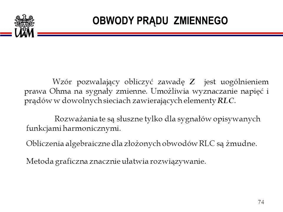 73 PRĄD PRZEMIENNY (ZMIENNY).