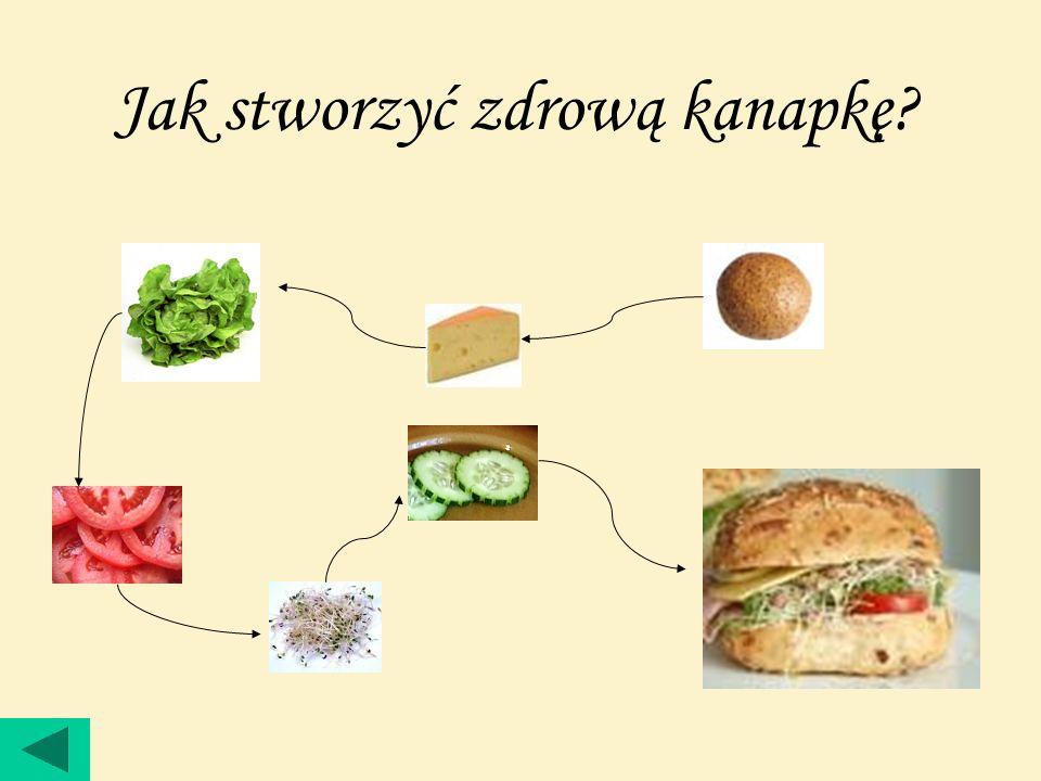 Jak stworzyć zdrową kanapkę?
