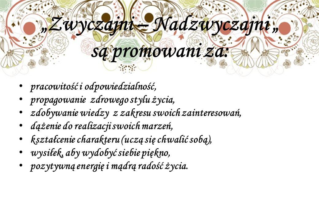 Weronika Trojanowska Zwyczajna: uc zennica kl.3bl Nadzwyczajna: pisze wiersze.