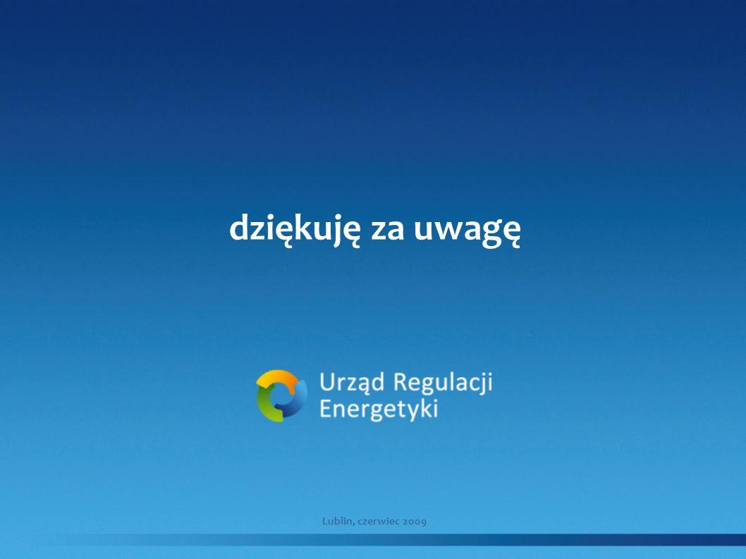 dziękuję za uwagę Lublin, czerwiec 2009