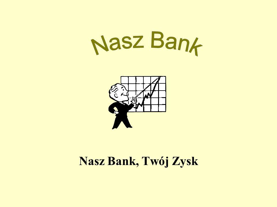 Nasz Bank, Twój Zysk