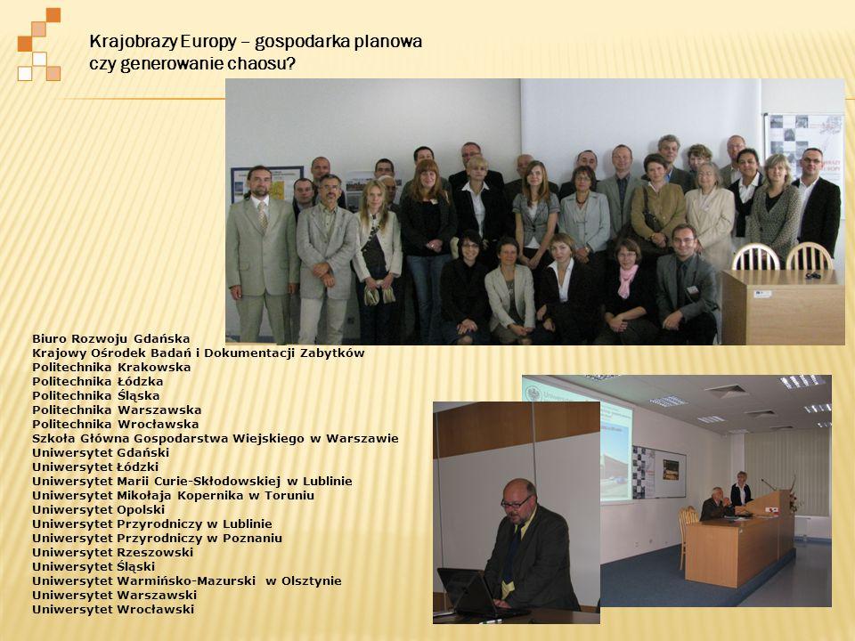 Sesja terenowa, 19.09.2009.