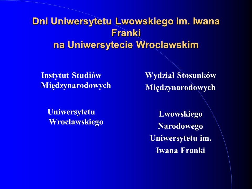 Dni Uniwersytetu Lwowskiego im.