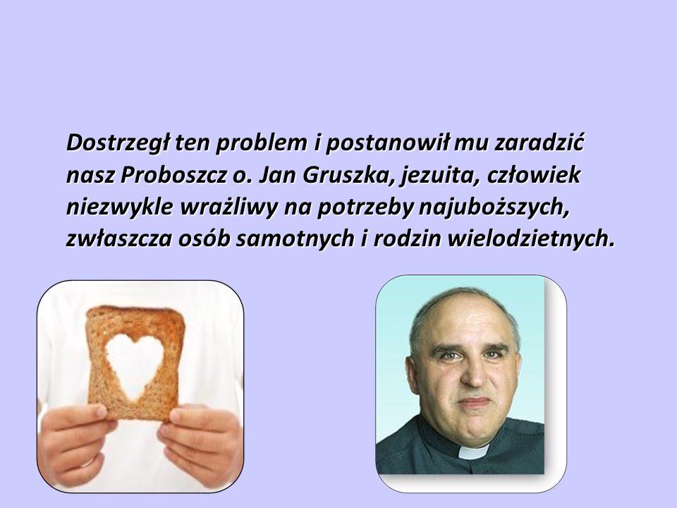 Z jego inicjatywy został powołany Parafialny Zespół Caritas w Parafii Wniebowzięcia Najświętszej Maryi Panny w Starej Wsi.