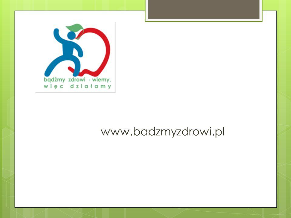 www.badzmyzdrowi.pl