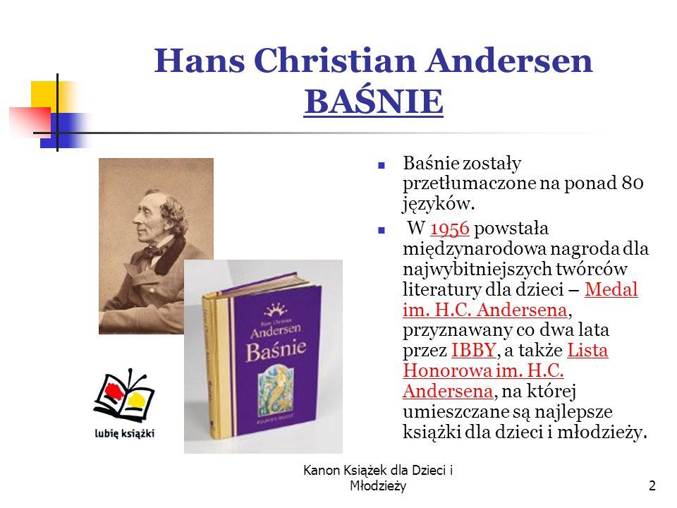 Kanon Książek dla Dzieci i Młodzieży23 Alan Alexander Milne KUBUŚ PUCHATEK.