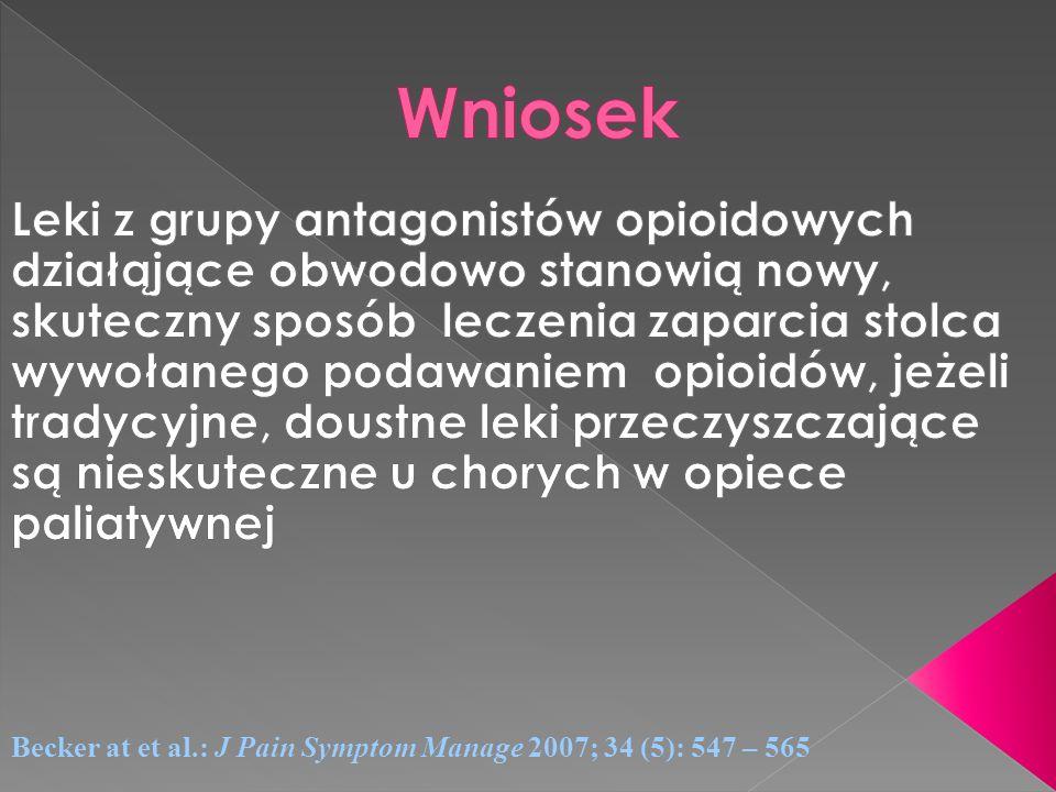 Becker at et al.: J Pain Symptom Manage 2007; 34 (5): 547 – 565