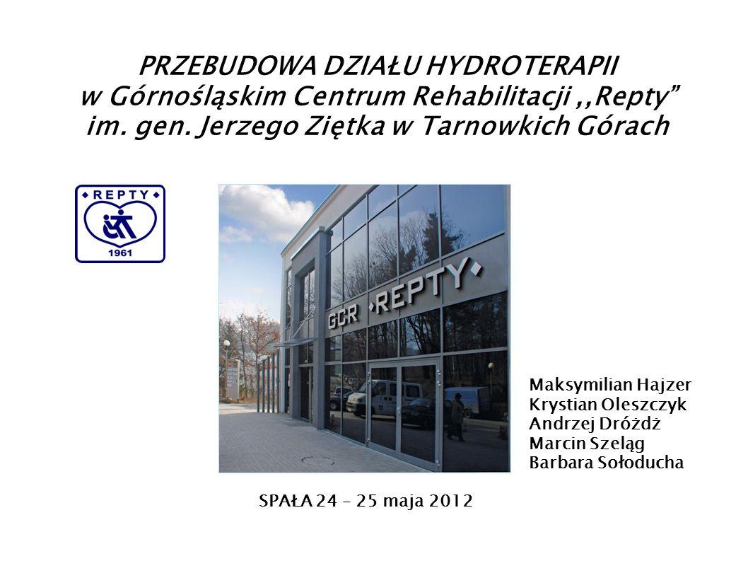Górnośląskie Centrum Rehabilitacji,,Repty im.gen.