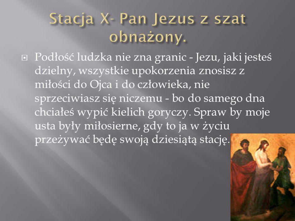Znalezione obrazy dla zapytania Panie Jezu- podłośc ludzka?