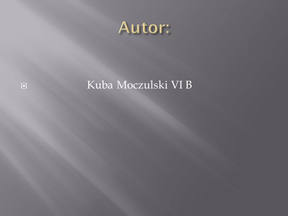 Kuba Moczulski VI B