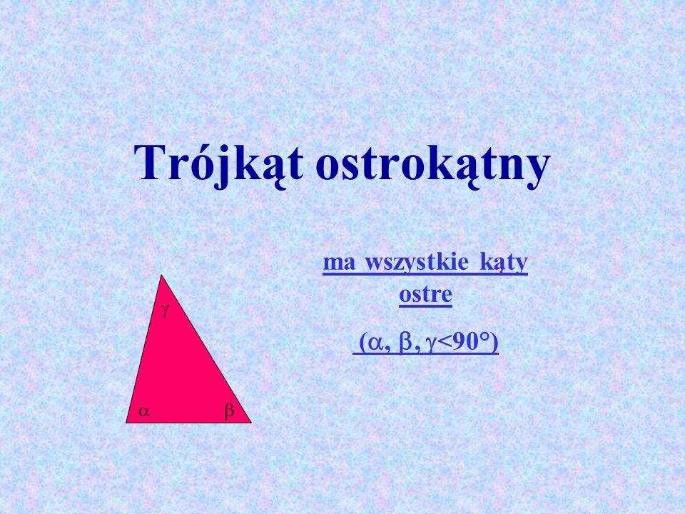 Zadanie 7.Kąt między ramionami trójkąta równoramiennego ma miarę 140°.