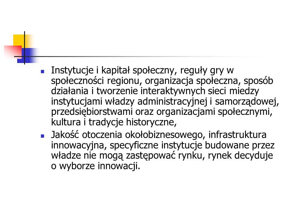 Badania w procesie budowy strategii Innowacyjna Wielkopolska Cztery grupy badawcze: Potrzeby innowacyjne przedsiębiorstw województwa wielkopolskiego (160 przedsiębiorstw przemysłowych, przemysłowo-usługowych), Potencjał systemu badań i edukacji, Usługi okołobiznesowe i usługi transferu technologii, Sytuacja w słabiej rozwiniętych obszarach Wielkopolski,