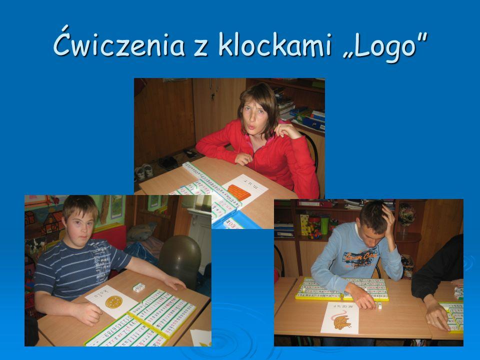 Ćwiczenia z klockami Logo