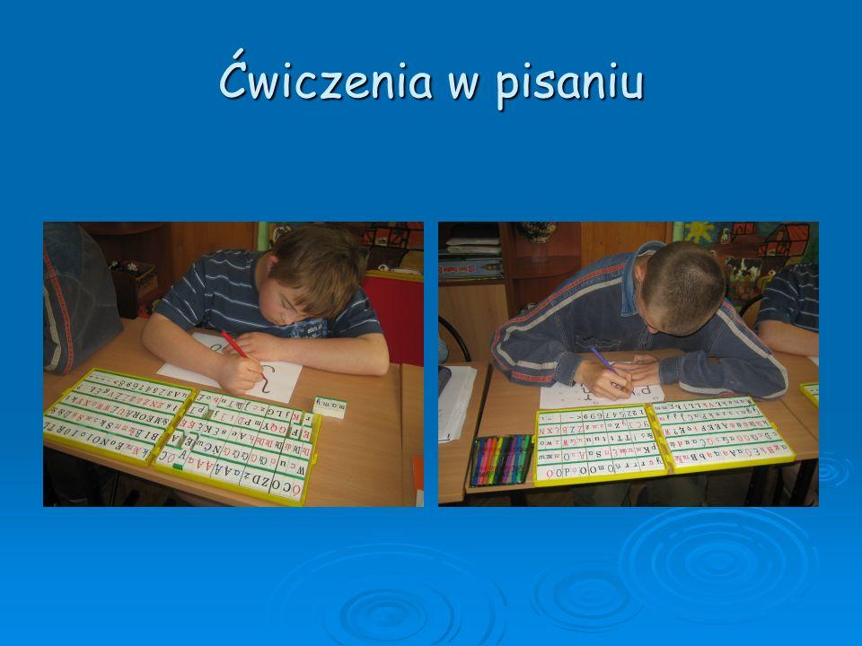 Ćwiczenia w pisaniu