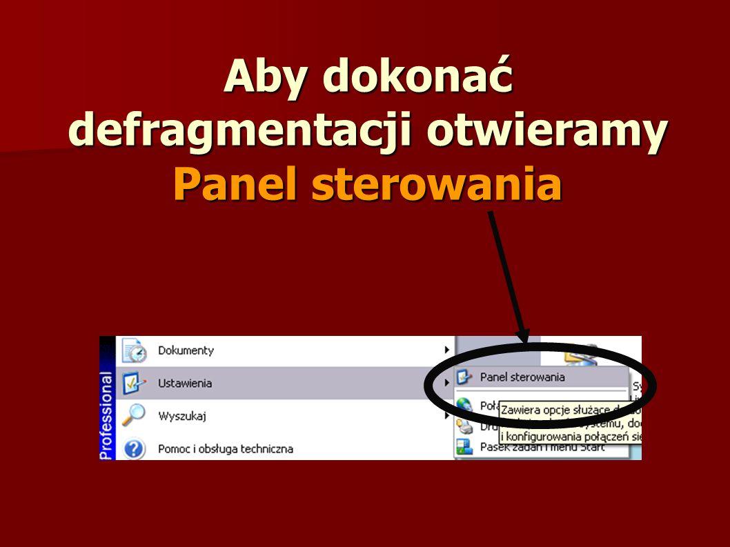 Następnie używając widoku klasycznego uruchamiamy Narzędzia administracyjne oraz Zarządzanie komputerem.