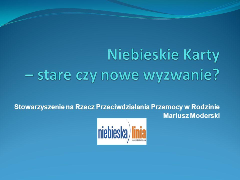 Stowarzyszenie na Rzecz Przeciwdziałania Przemocy w Rodzinie Mariusz Moderski