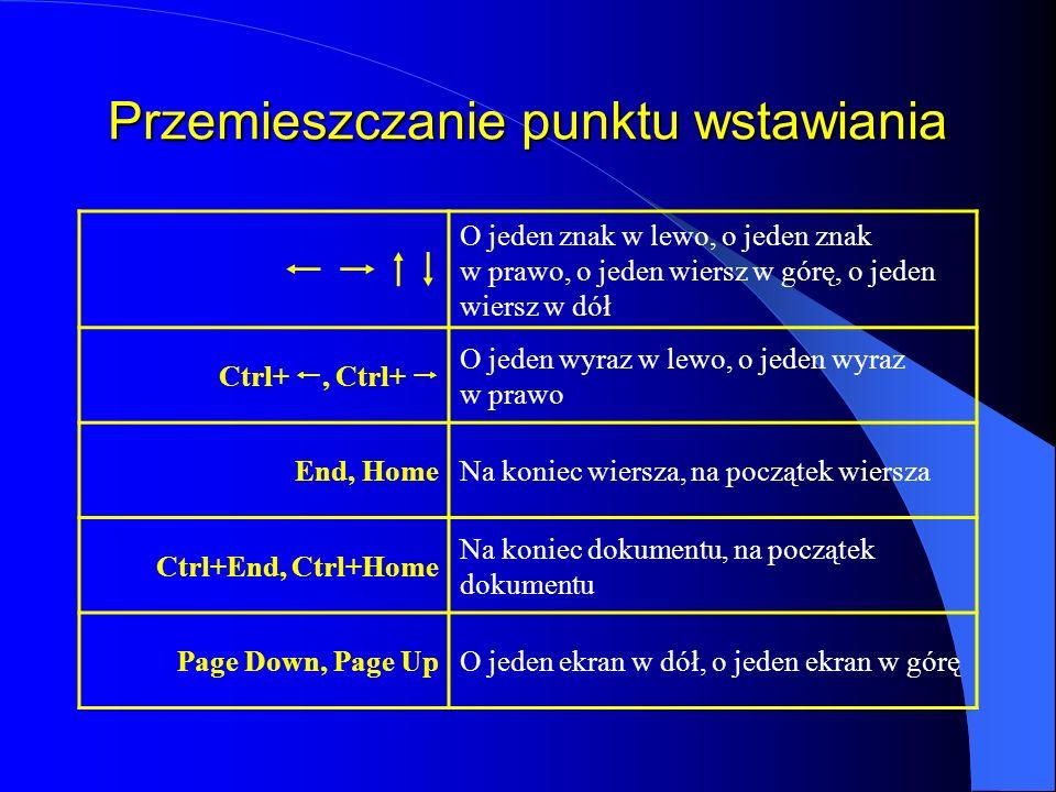 Polskie znaki Mała polska literaKombinacja klawiszy Duża polska literaKombinacja klawiszy ą Prawy Alt+aĄ Prawy Alt+Shift+a ć Prawy Alt+cĆ Prawy Alt+Sh