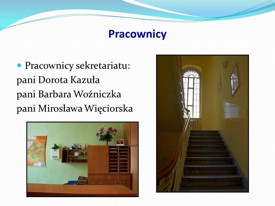 Pracownicy LOGOPEDZI mgr Małgorzata Cieślik mgr Anna Podhalicz mgr Kamila Więciorska mgr Joanna Wójtowicz