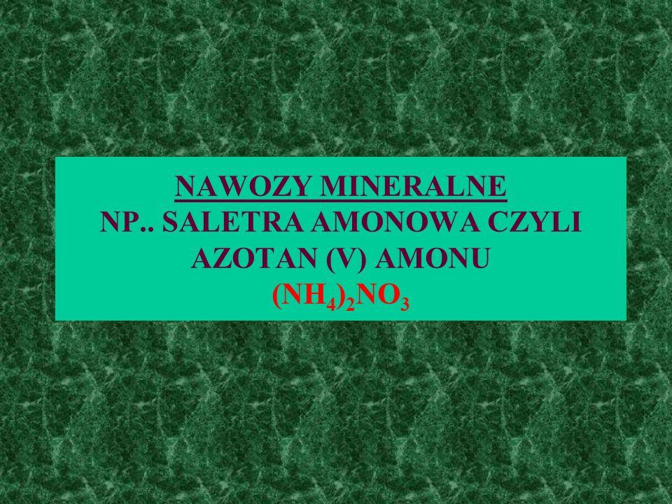 PROSZEK DO PIECZENIA ZAWIERA WĘGLAN AMONU (NH 4 ) 2 CO 3