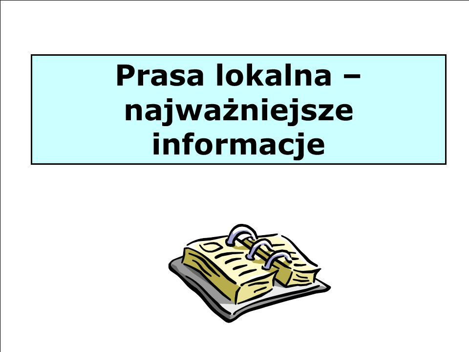 PRASA LOKALNA W POLSCE Warszawa, 2006 rok 3 Prasa lokalna – najważniejsze informacje Prasa lokalna w świetle badań Przykład – TO w powiatach Wprowadzenie Prasa lokalna – najważniejsze informacje
