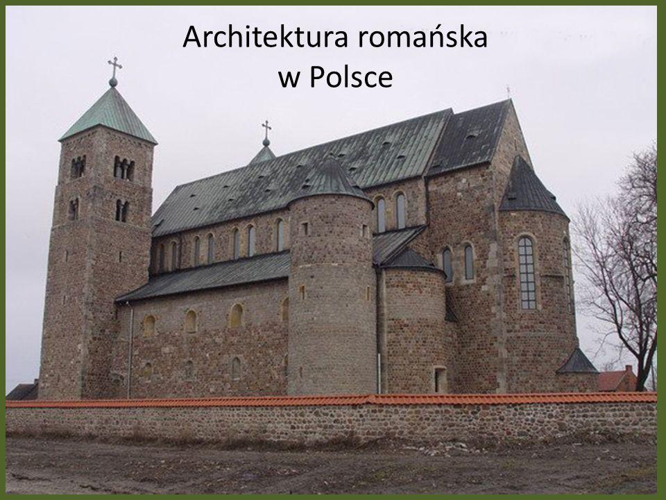 1.Ramy czasowe romanizmu w Polsce a.) sztuka przedromańska – od 966 r.