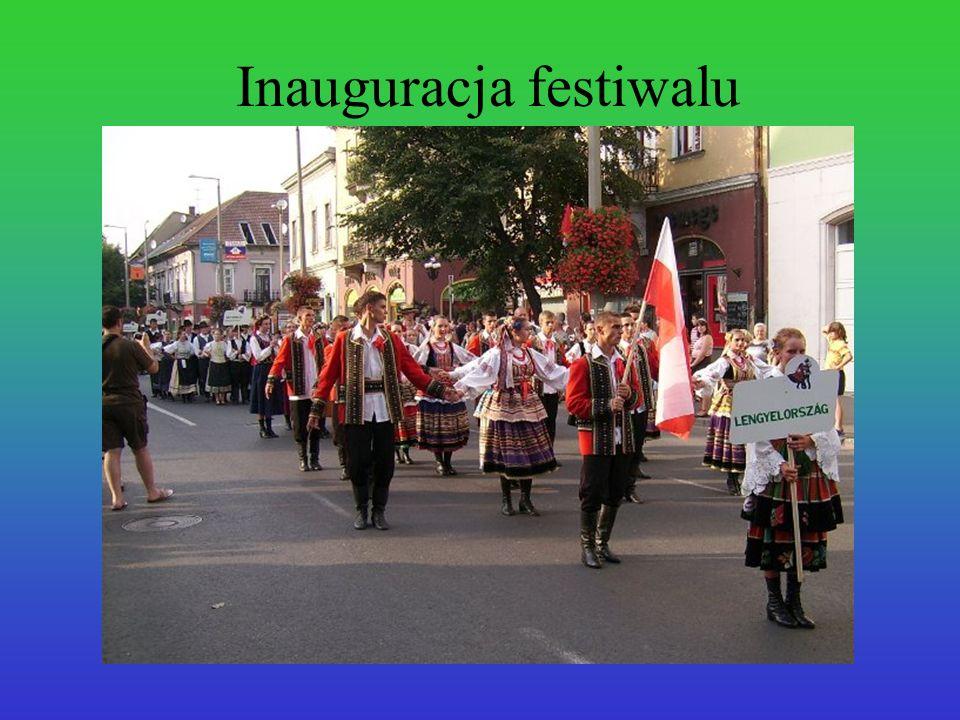 Inauguracja festiwalu