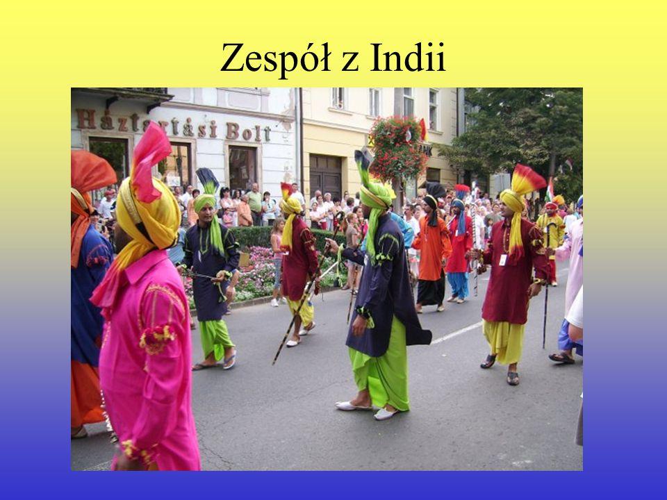 Zespół z Indii