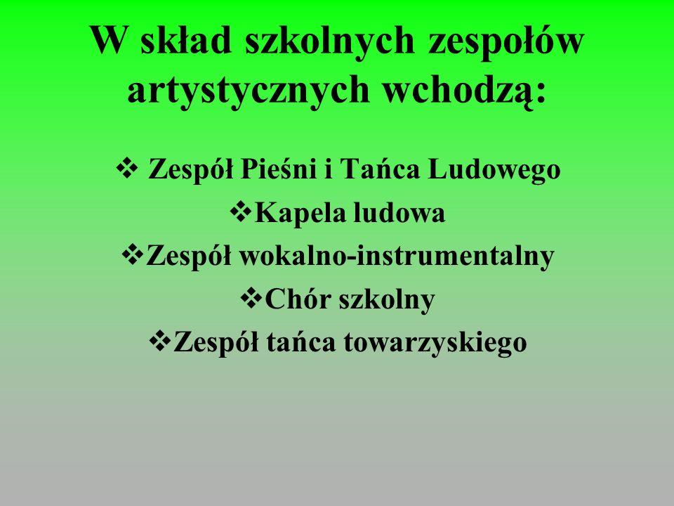 Zespół kontynuuje tradycje Zespołu Pieśni i Tańca Ludowego, który działał przy ZSR w Kluczkowicach od niemalże 40 lat (1969 r.)