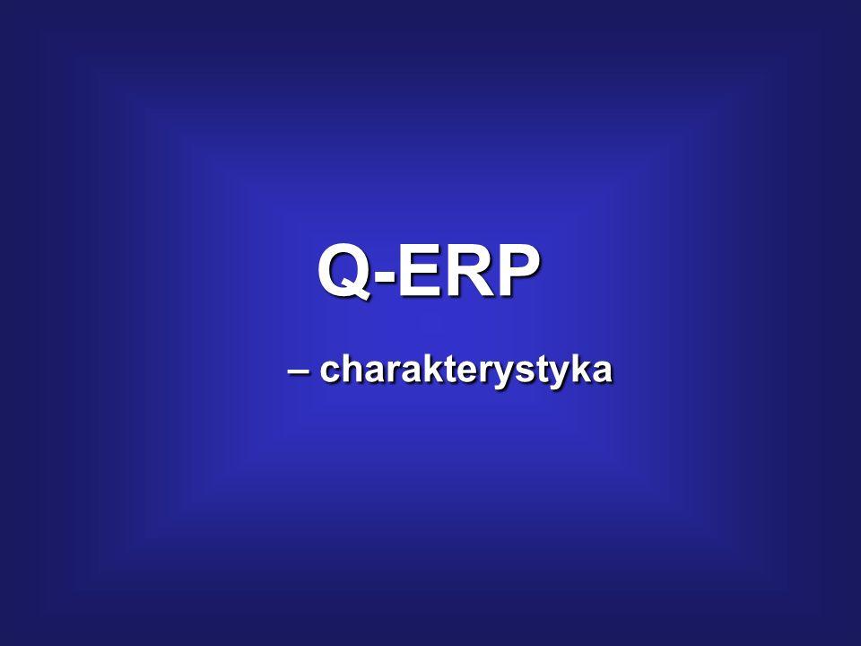 Integracja zarządzania ryzykiem i jakością a proces wdrożenia systemu (mySAP) Zarządzanie Jakością – Q ERP wartość Etap 1Etap 2Etap 3Etap 4Etap 5 FIRM