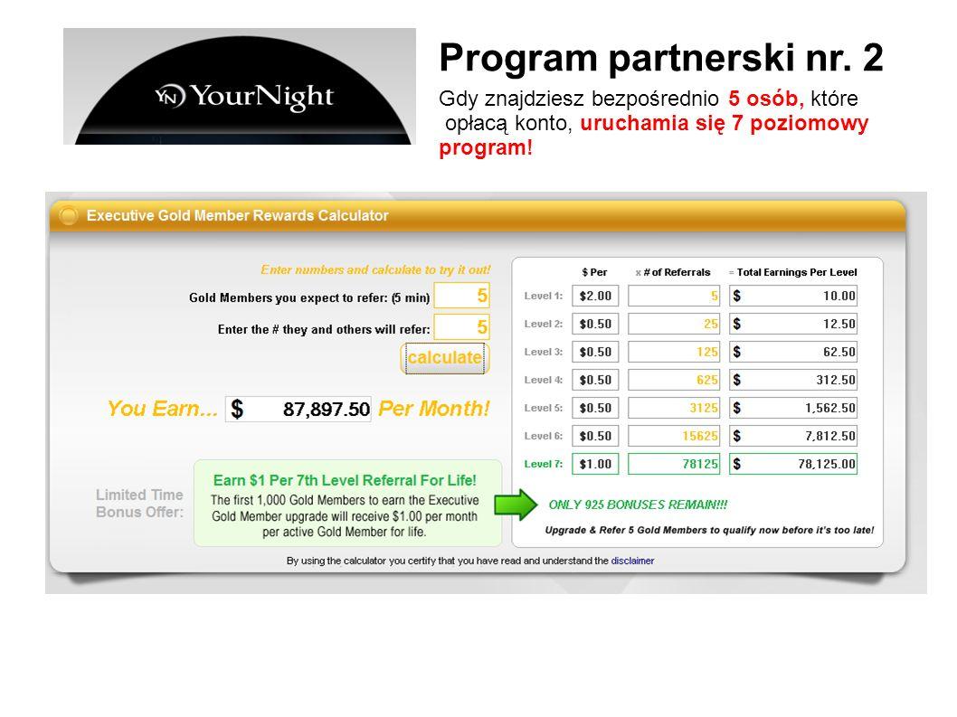Program partnerski nr.