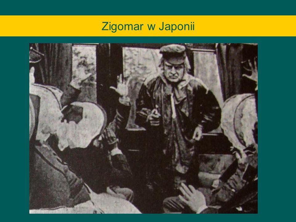 Zigomar w Japonii