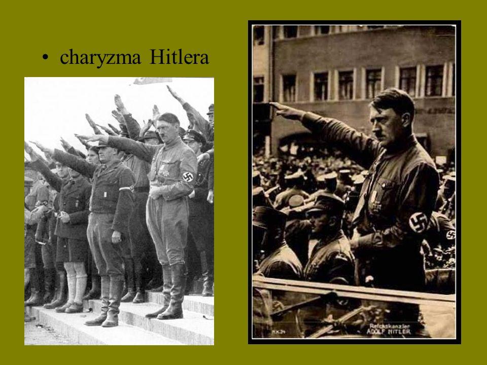charyzma Hitlera