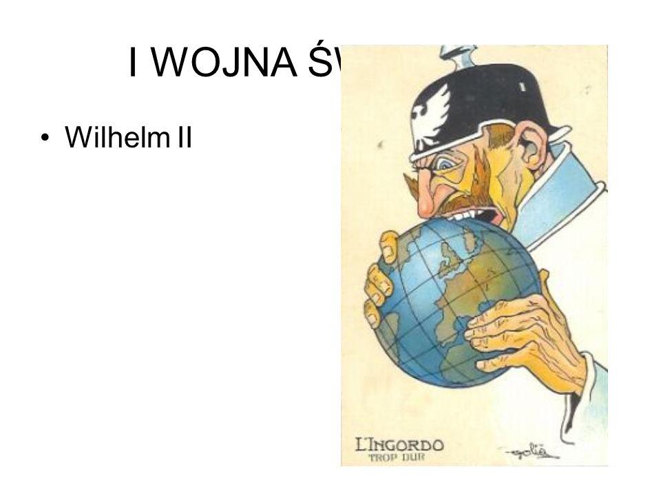 I wojna światowa 1917- wojna podwodna (01.02) - Stany Zjednoczone przystępują do wojny (06.04)
