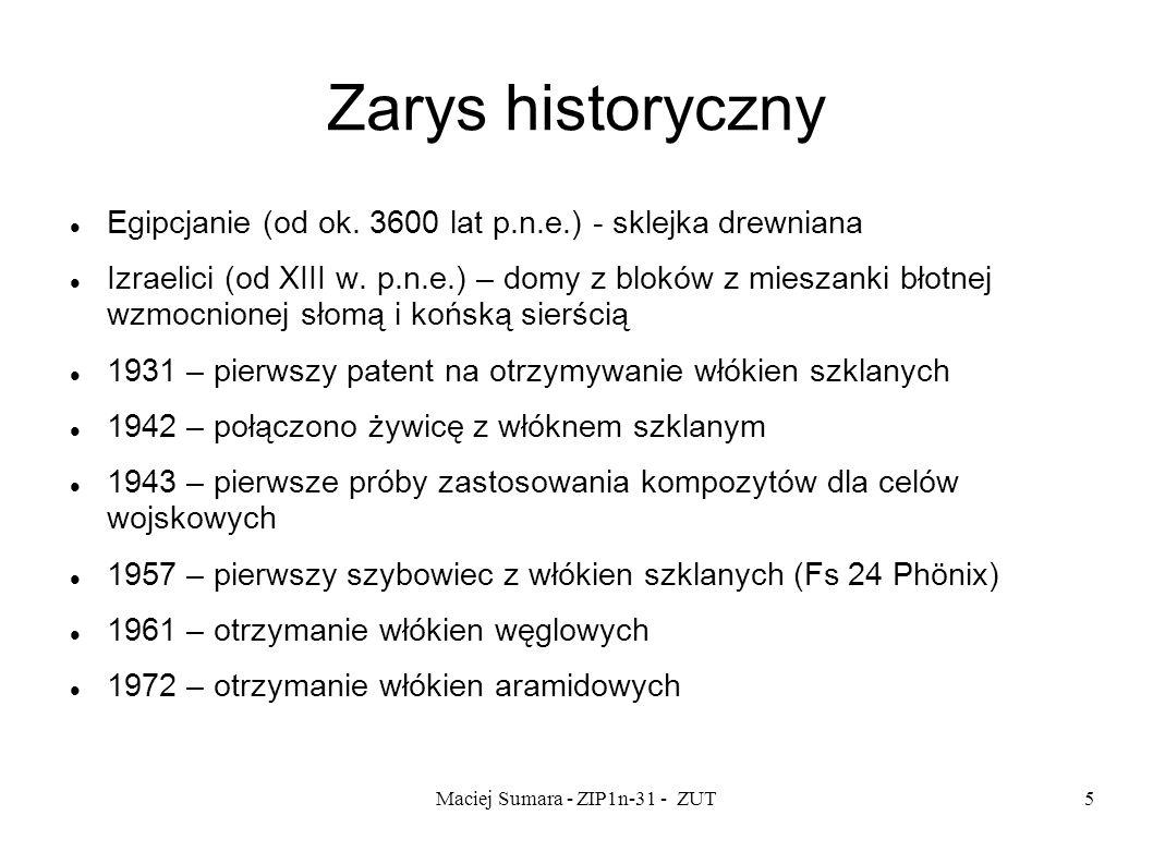 Maciej Sumara - ZIP1n-31 - ZUT5 Zarys historyczny Egipcjanie (od ok. 3600 lat p.n.e.) - sklejka drewniana Izraelici (od XIII w. p.n.e.) – domy z blokó