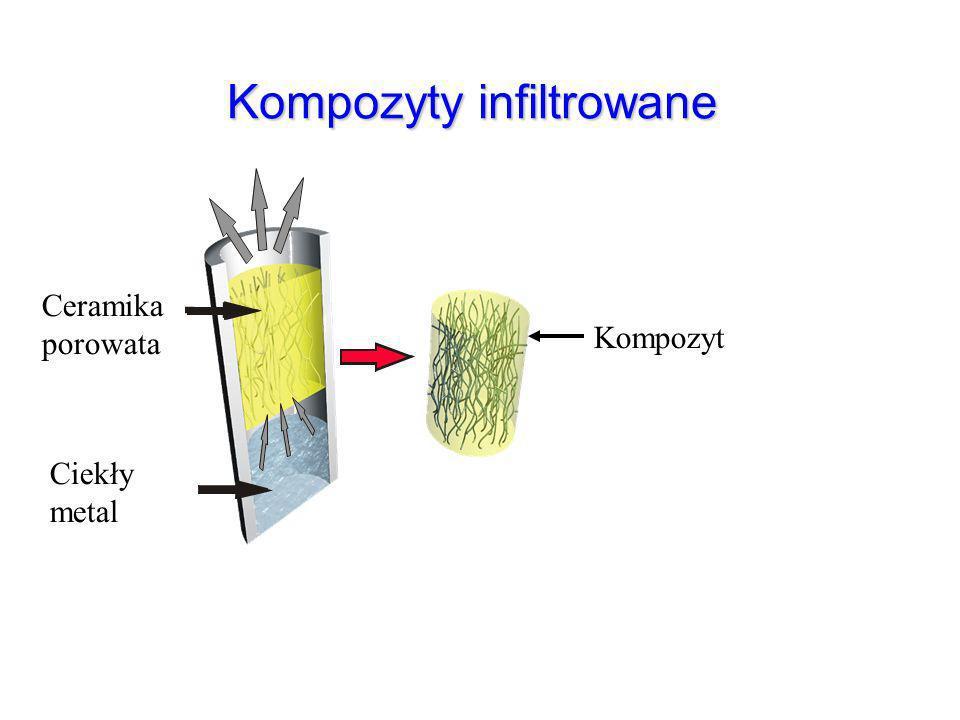 Nanokompozyty ceramika-polimer o osnowie polimerowej Pierwsze nanokompozyty były opisane już w latach 50-tych XX wieku, 1976r – opracowanie nanokompozytów poliamidowych W latach 90-tych Toyota rozpoczyna prace nad kompozytami polimerowymi z mineralnymi napełniaczami (warstwowe glinokrzemiany).