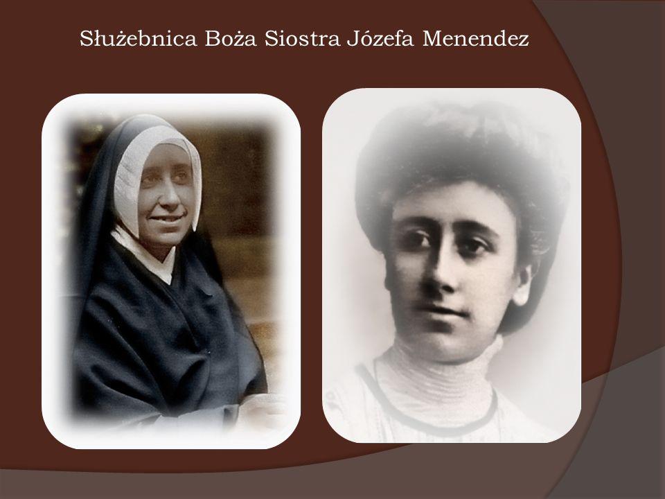 Służebnica Boża Siostra Józefa Menendez