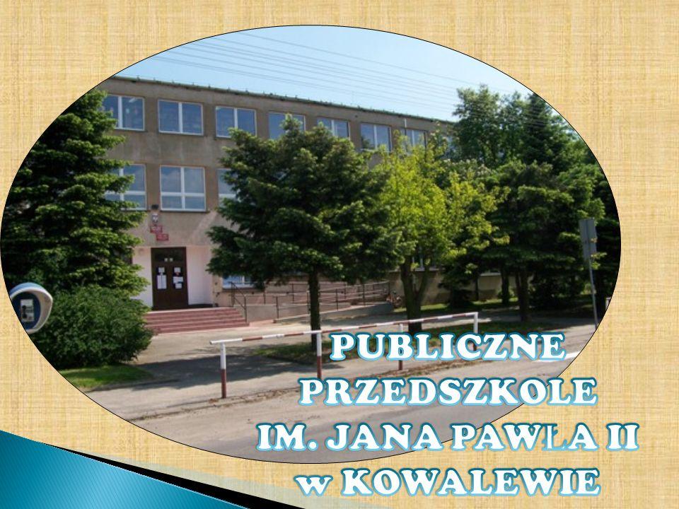 Publiczne Przedszkole w Kowalewie wchodzi w skład Zespołu Szkół Publicznych w Kowalewie Dyrektorem szkoły jest P.
