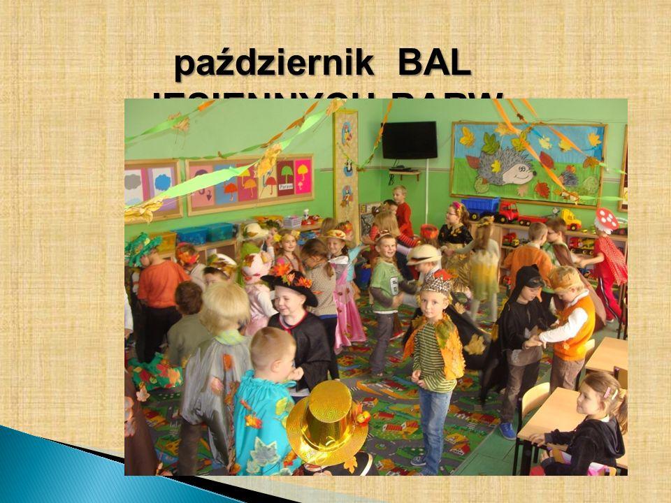 październik BAL JESIENNYCH BARW