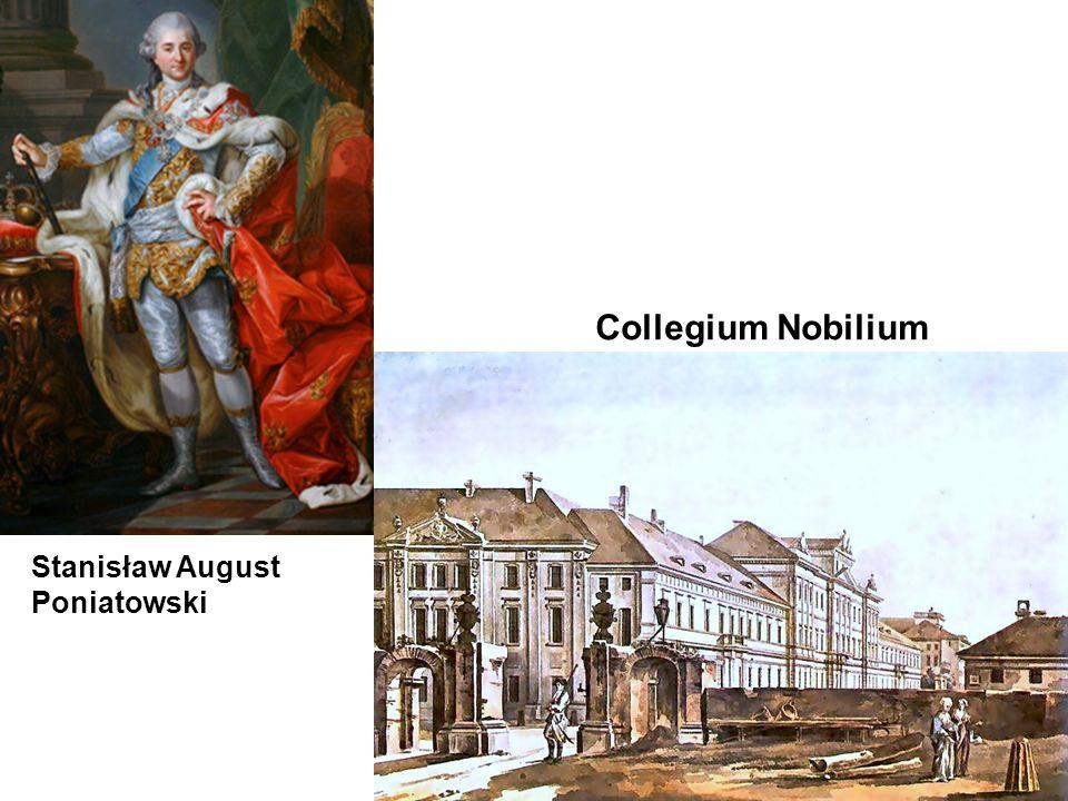 Stanisław August Poniatowski Collegium Nobilium