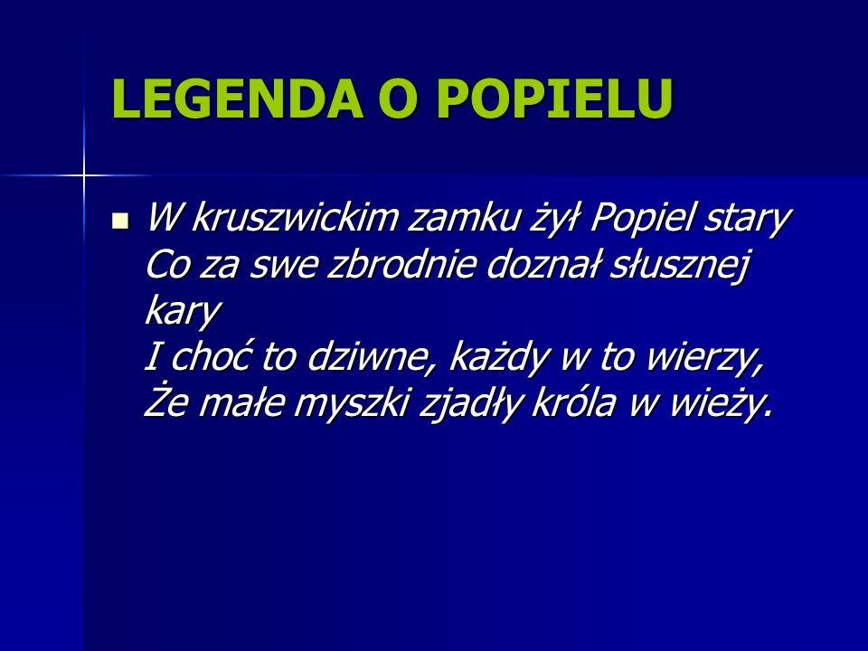 Następnego dnia po Kruszwicy rozeszła się wieść, że mieszkańcy chcą sobie wybrać nowego władcę.