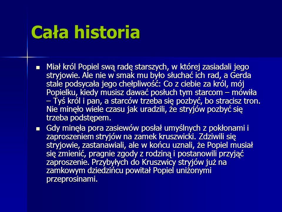 ŹRÓDŁA http://www.msw-pttk.org.pl/legendy/kruszwica/popiel.html http://www.msw-pttk.org.pl/legendy/kruszwica/popiel.html http://www.msw-pttk.org.pl/legendy/kruszwica/popiel.html http://pl.shvoong.com/books/1972794-legenda-lechu-czechu- rusie/ http://pl.shvoong.com/books/1972794-legenda-lechu-czechu- rusie/ http://pl.shvoong.com/books/1972794-legenda-lechu-czechu- rusie/ http://pl.shvoong.com/books/1972794-legenda-lechu-czechu- rusie/ http://pics.livejournal.com/bonny_blu/pic/0001psf3/s320x240 http://pics.livejournal.com/bonny_blu/pic/0001psf3/s320x240 http://dziedzictwo.ekai.pl/text.show?id=1155 http://dziedzictwo.ekai.pl/text.show?id=1155 http://dziedzictwo.ekai.pl/text.show?id=1155 http://d.wiadomosci24.pl/g2/19/4a/0f/118779_1260449898_7e06_p.