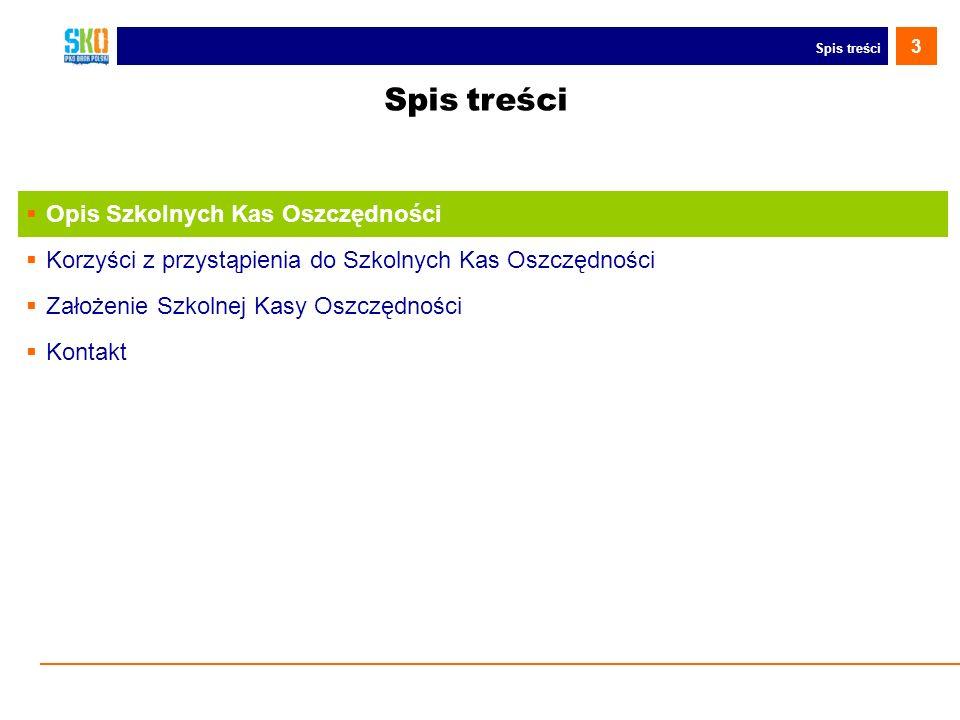 Opis Szkolnych Kas Oszczędności Szkolne Kasy Oszczędności to program edukacji ekonomicznej realizowany przez PKO Bank Polski Idee Edukacja ekonomiczna jest misją PKO Banku Polskiego Patronat PKO Banku Polskiego nad Szkolnymi Kasami Oszczędności trwa od 1935 roku Bank nie zarabia na SKO.