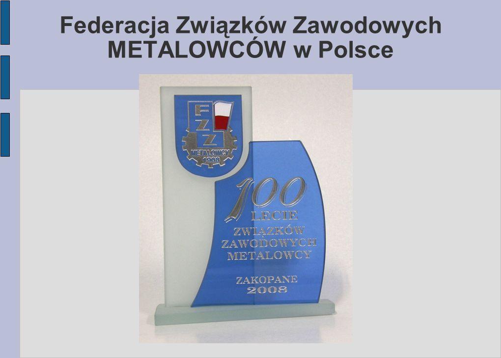 Federacja Związków Zawodowych METALOWCÓW w Polsce