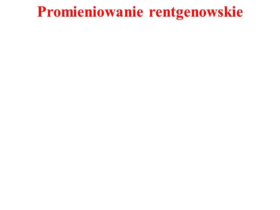 Dyfrakcja promieni Roentgena Siatka dyfrakcyjna dla promieni Roentgena.