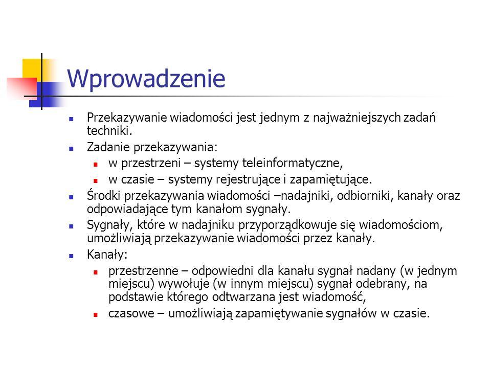 Informacja parametryczna - formy Informacja parametrycznaInformacja topologiczna Zdarzenie (inf.