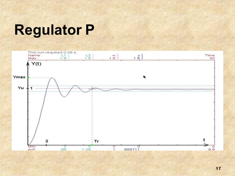 17 Regulator P