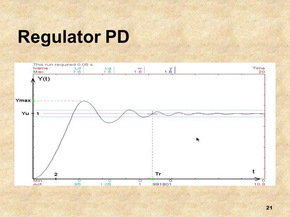 21 Regulator PD