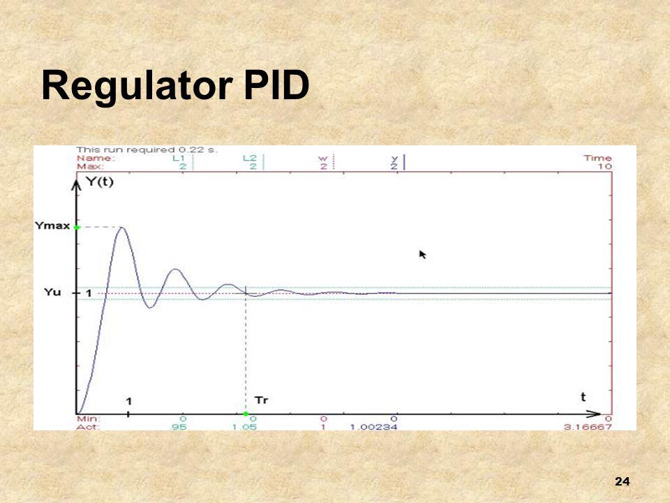 24 Regulator PID