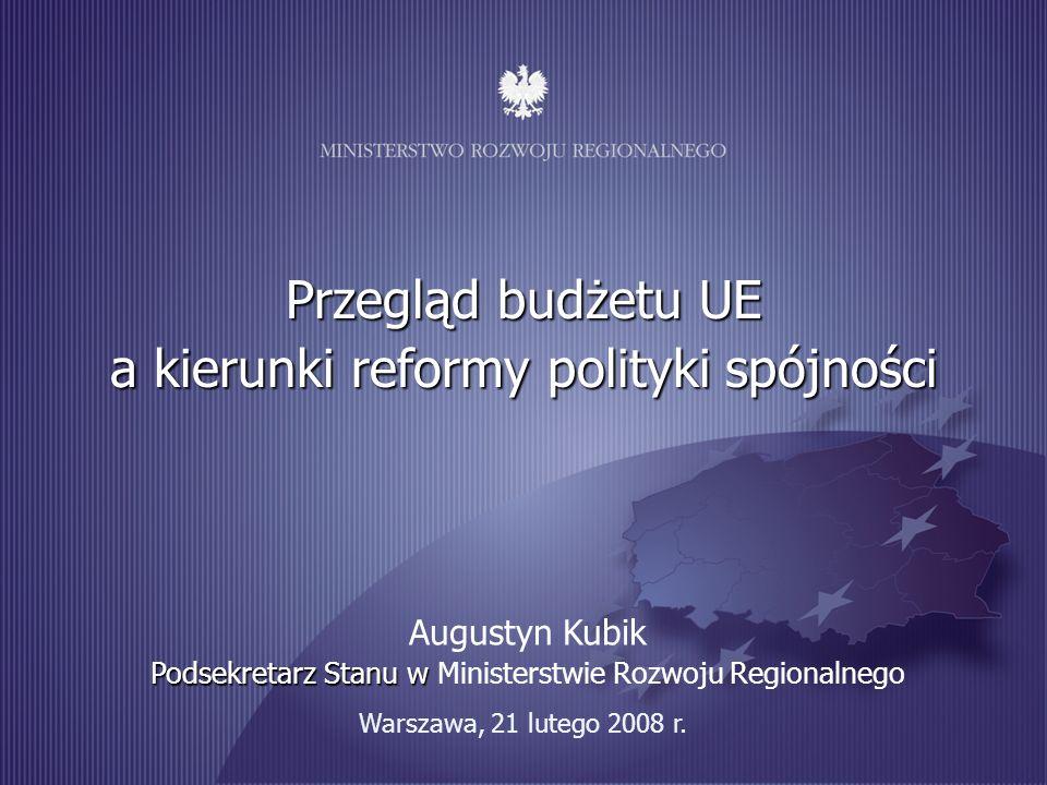 1 Warszawa, 21 lutego 2008 r.