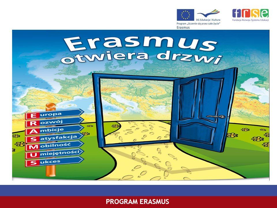 PROGRAM COMENIUSPROGRAM ERASMUS
